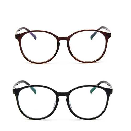 Cheap Large Oval Plastic Reading Glassess Frame