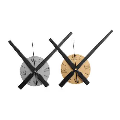 30cm Long Spindle Quartz Clock Movement Mechanism Replacement Repair Tools DIY