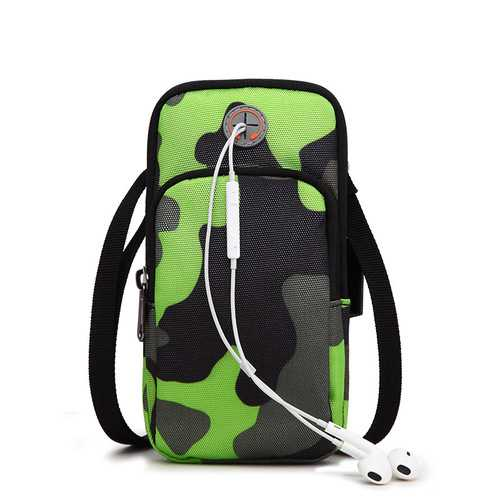 Movement of Mobile Phone Bag  Anti Portable Arm with Men and Women Riding Running Outdoor Packages