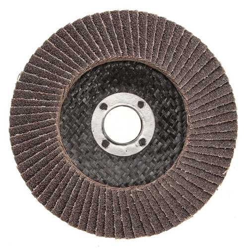 100mm 4 Inch 80 Grit Flap Sanding Disc Angle Grinder Wheel