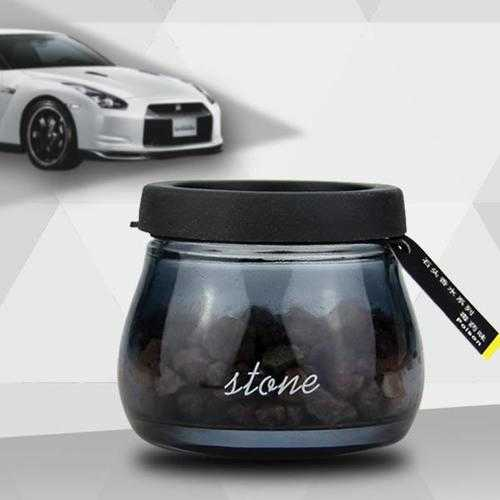 Zeolite Car Office Perfume Vehicle Accessories Ornament Freshener Solid Refreshing Agent