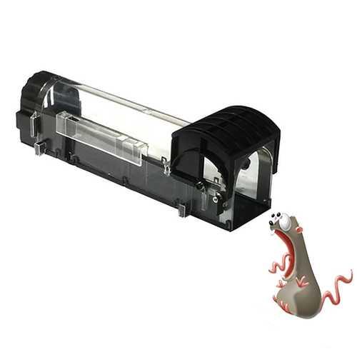 Honana HN-P1 Pedal Rats Trap Mouse Cage  Rodent Catcher Pest Control