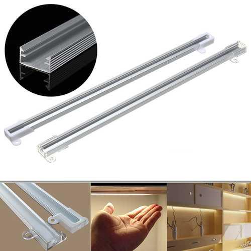 30CM XH-058 Aluminum Channel Holder For LED Strip Light Bar Under Cabinet Lamp