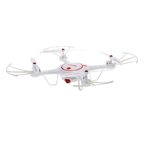 SYMA X5UC With 2MP HD Camera With Altitude Mode 2.4G RC Drone Quadcopter RTF