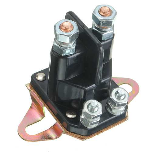 12V Starter Solenoid Relay Contactor Switch Engine For BRIGGS & STRATTON MTD