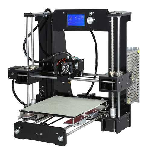 Anet® A6 3D Printer DIY Kit 1.75mm / 0.4mm Support ABS / PLA / HIPS