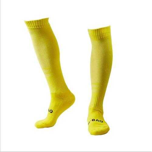 New Men's Football Stockings Soccer Long-Sleeved Footwear Winter Warmers Club Training Socks