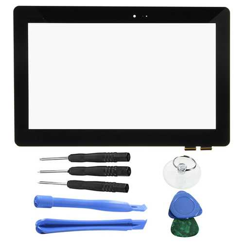 Touch Screen Digitizer Glass Lens For ASUS T100/T100TA 10.1 Inch With Home Key Tools
