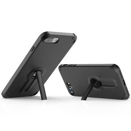 B.O.W 360 Degree Rotating Kickstand TPU Case For iPhone 7/7 Plus & 8/8 Plus