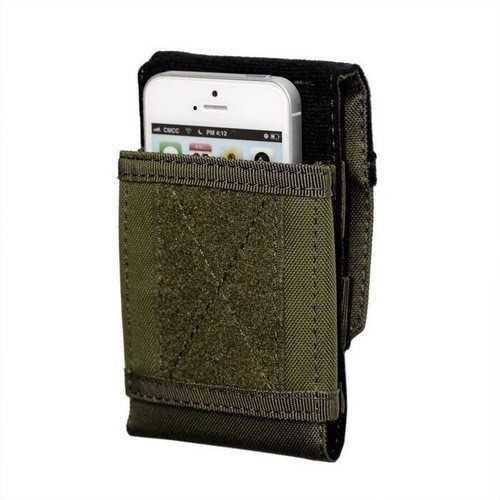 FAITH PRO Retro Mobile Phone Mollo Waist Bag Large Size Gale Fans Camouflage