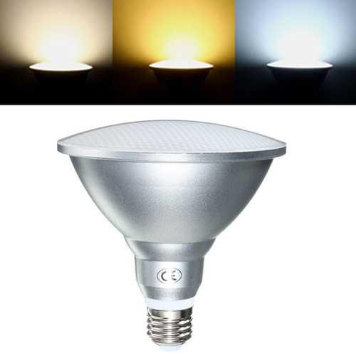 Dimmable E27 18W PAR38 LED Spotlightt Bulb Home Decoration Lamp Lighting AC110V