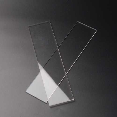 2Pcs 225x54mm Acrylic Clear Cutting Embossing Board Plates for Sizzix Big Shot