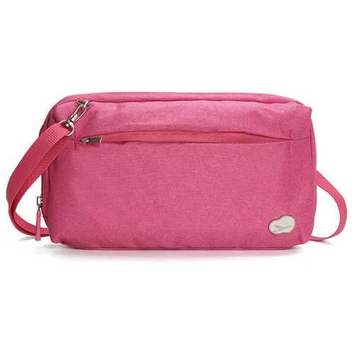 Casual Nylon Light Weight Multifunctional Travel Bag Cosmetic Storage Bag Shoulderbags Crossboby Bag
