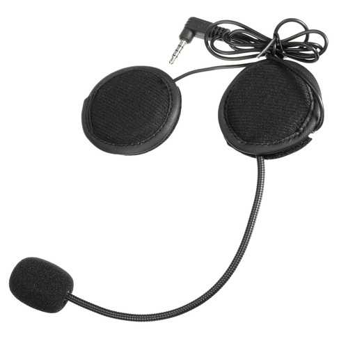 Headset Earphone For 1000M Motorcycle Helmet Intercom Headset With bluetooth Function
