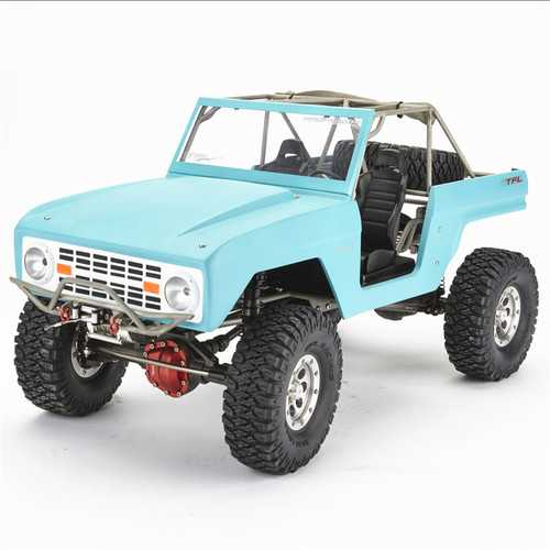 TFL Hobby Bronco C1508 1/10 2.4G 4WD 45T Climbing RC Car No Coating Without Motor 540