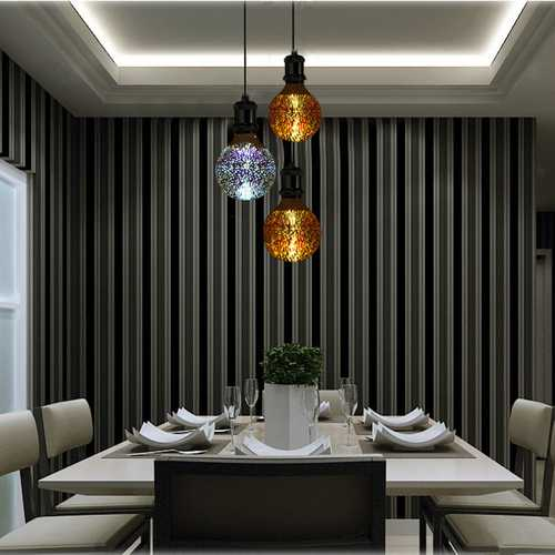 3D E27 4W G125 Retro LED Edison Light Decorative Home Lamp Bulb AC85-265V