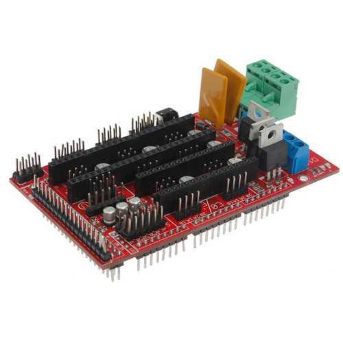 3PCS Geekcreit® 3D Printer Controller For RAMPS 1.4 Reprap Mendel Prusa Arduino