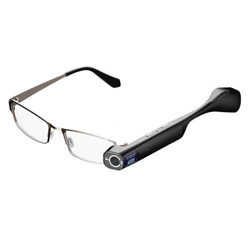 720P HD Video Smart Glasses WIFI Wireless Synchronous Sports Camera For Spirear