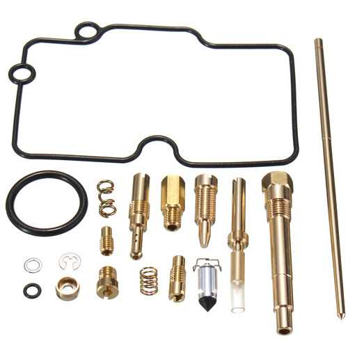 Carburetor Carb Repair Rebuild Kit For Yamaha YFZ450 2004-2009