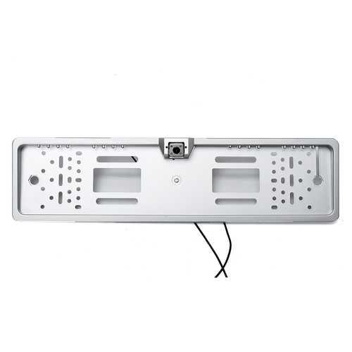 170 Degree 16 LED EU Car License Plate Frame Rear View Camera Waterproof Night Vision