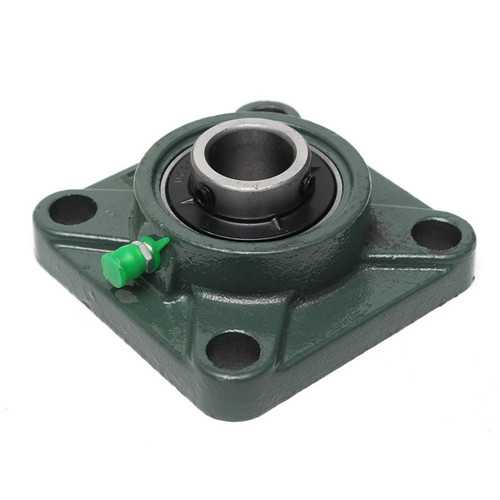 UCF204 20mm Diagonal Spherical Bearing Square Flange Pillow Block Bearing