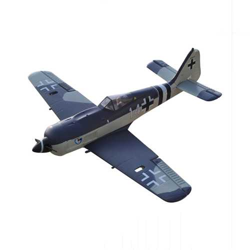 FW-190 643mm Wingspan EPO High-Speed Racing RC Warbird Airplane PNP
