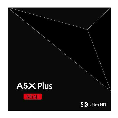 A5X PLUS RK3328 1GB RAM 8GB ROM TV Box