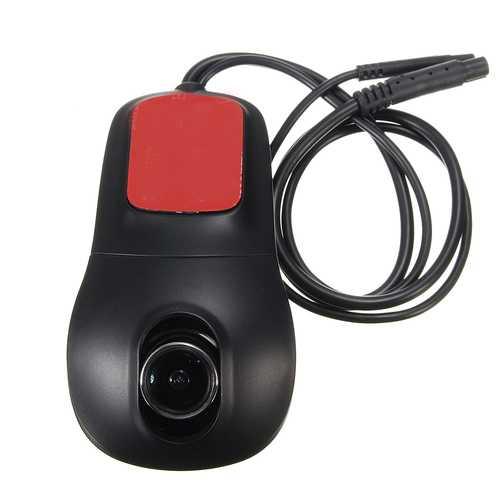 1080P Auto Fahrtenschreiber Dual Kamera 170 ° Weitwinkel WiFi DVR Nachtsicht HD