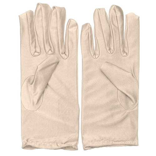 Women Dance Show Full Finger Gloves Quick-drying Prom Stretchy Motorcycle Riding Summer Sunscreen