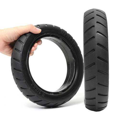 BIKIGHT Scooter Tire Vacuum Solid Tyre for Xiaomi Mijia M365 Electric Scooter Segway Ninebot ES1 ES2