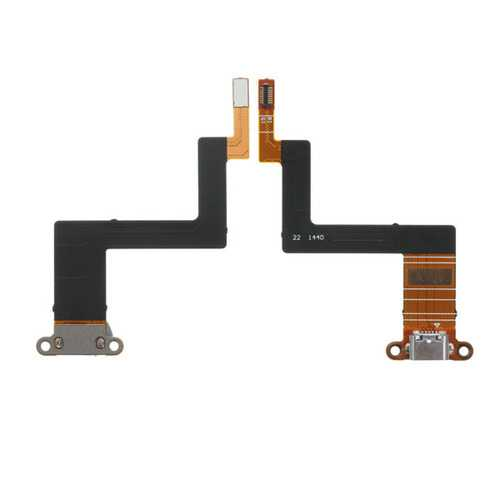 USB Interface Power Charging Port Flex Cable For BlackBerry Classic Q20 SQC100-2