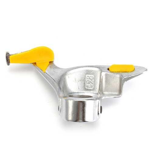 28mm Tire Changer Cast Steel Mount Demount Duck Head Insert Rim Protector Tools