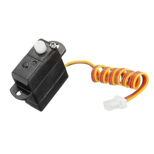1.7g Low Voltage Micro Digital Servo Mini JST 1.25Pin Connector for RC Model