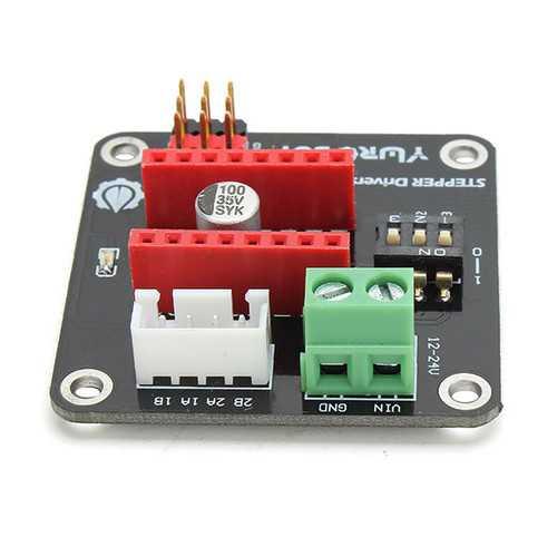 3pcs 3D Printer 42 Stepper Motor Drive Expansion Board 8825 / A4988