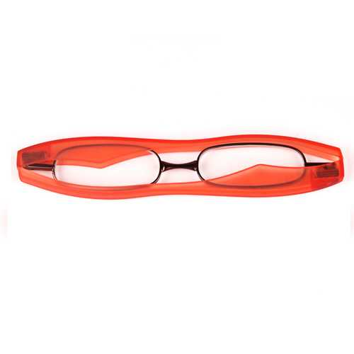 360 Degree Foldable Crush Resistance Presbyopia Reading Glasses +1.5 2.0 2.5 3.0 3.5 4.0