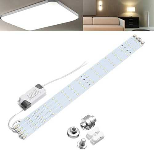 52CM 30W SMD 5730 Square LED Ceiling Aluminum Rigid Bar Strip Light AC220V