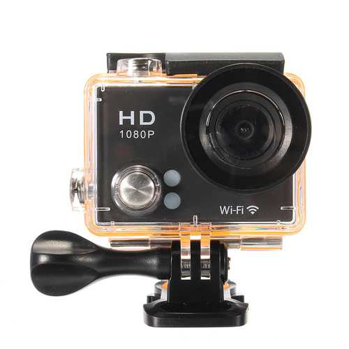 G2 Ultra HD 4K WIFI Action Camera 2 Inch LCD Sport DV 170 Degree Wide Angle Lens