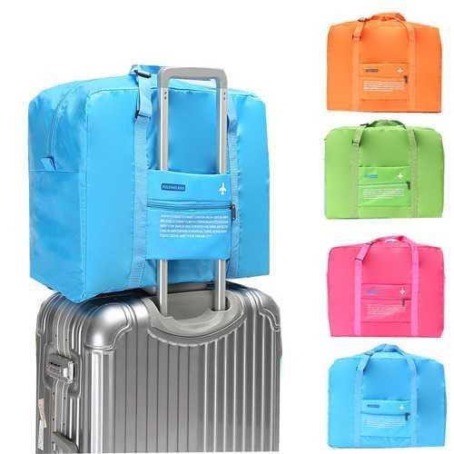 Folding Nylon Capacity Travel Storage Bags