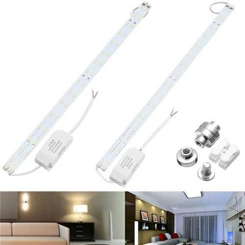 52CM 16W 5730 SMD LED Rigid Strips Light Bar for Home Decoration AC220V