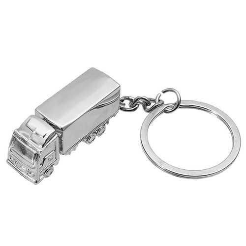 Truck Key Chain Creative Metal Keychains For Car Key Door Key