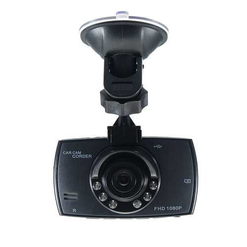 2.3 Inch Car DVR Vehicle Dash Camera Cam Full HD 1080P Night Vision Recorder