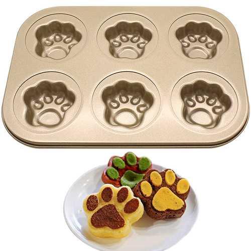 KCASA KC-BK10 Multifunction Baking Pan Dish Non-stick Stainless Steel Cake Mold DIY Donut Bakeware