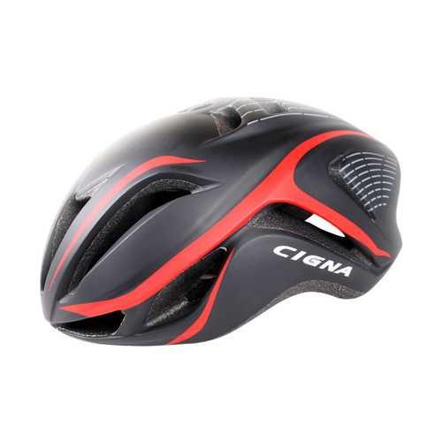 CIGNA WT069 Cycling Helmet 15 Air Vents Ultralight Aerodynamics Integrated Molded