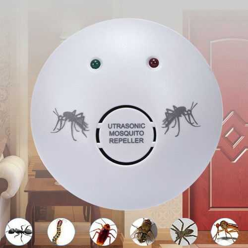 Ultrasonic Repellent Device Electronic Insect Mosquito Driving Device