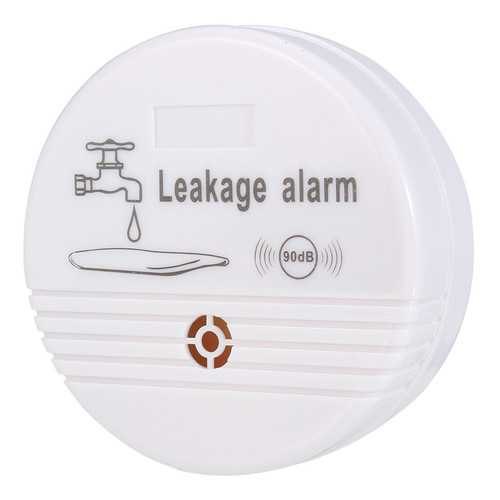 Wireless Water Leak Detector Water Sensor Alarm Leak Alarm For Home Security