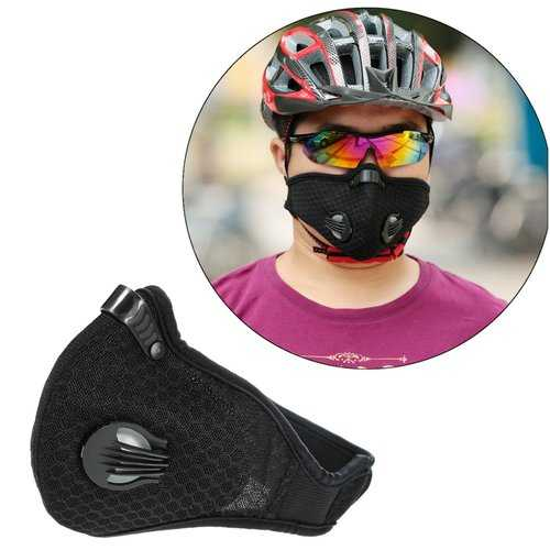 BIKIGHT Outdoor Riding Mask Windproof Dustproof Stretchy and Adjustable