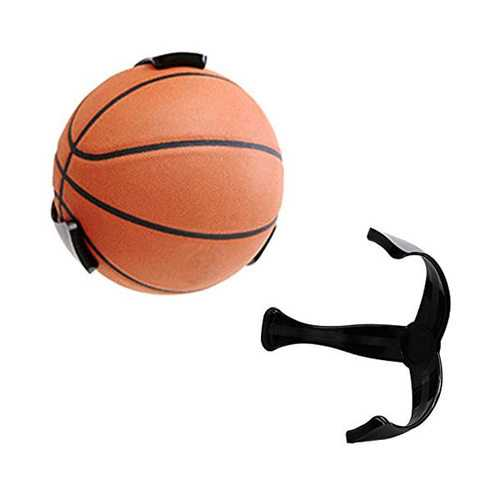 Honana HN-CH012 Ball Claws Basketball Soccer Ball Wall Mount Holder Football Storage Bracket