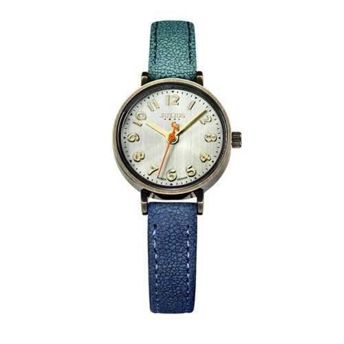JULIUS 855 Retro Simple Dials Gils Student Fashion Quartz Wrist Watch