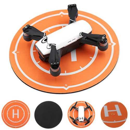 Drone Parking Apron 25CM Waterproof Portable Landing Pad for DJI Spark Mini Racer Quadcopter