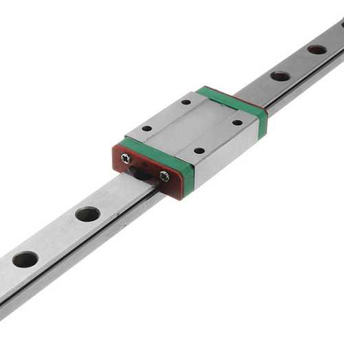 MGN12 400mm Linear Rail Guide with MGN12H Block CNC Tool